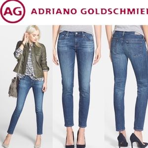 ADRIANO GOLDSCHMIED STILT CIGARETTE JEANS 30
